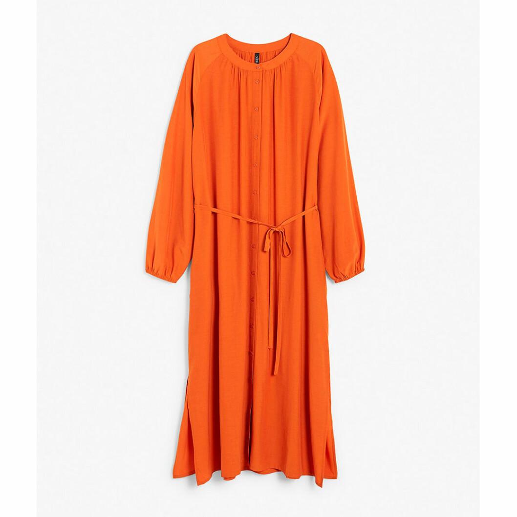 Långärmad klänning från KappAhl