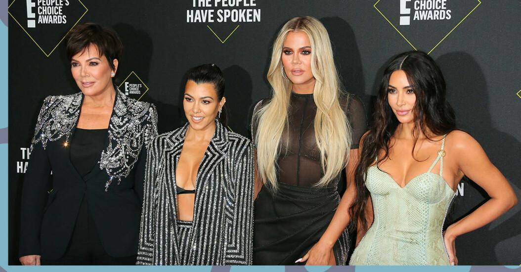 Tecken på att Keeping up with the Kardashians skulle läggas ner