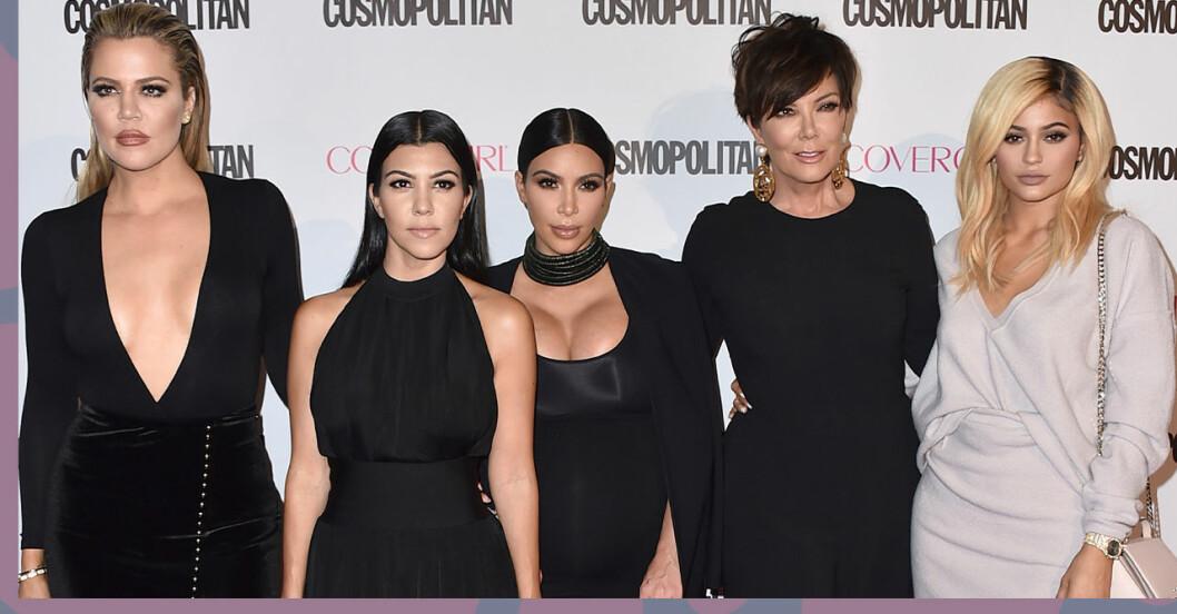 Familjen Kardashian är tillbaka med ny realityserie – här kan du se den