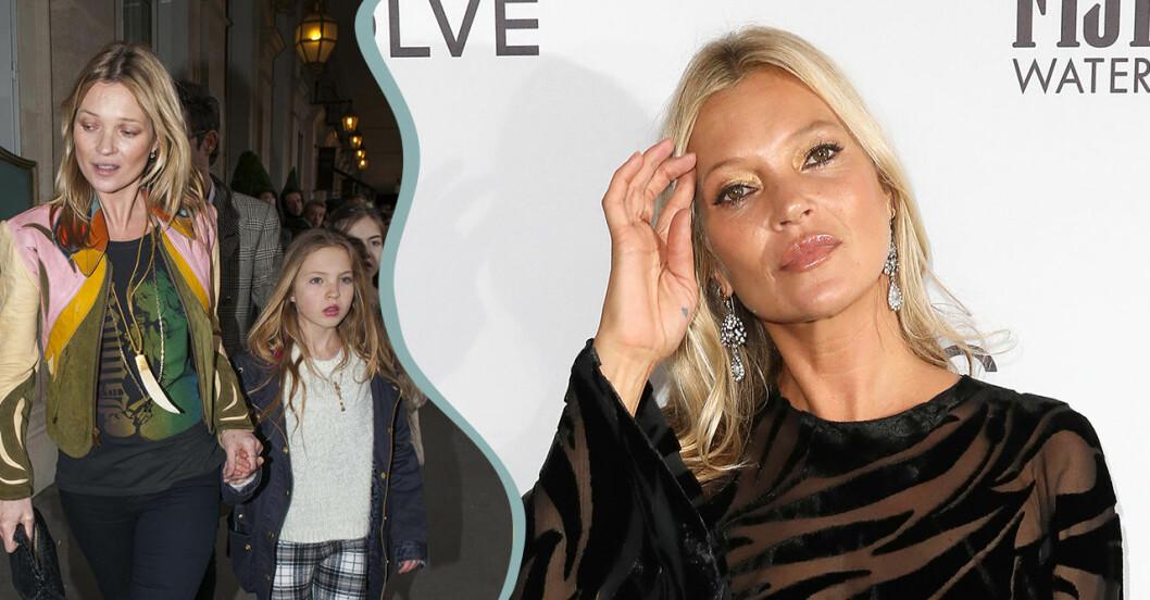 Nya bilderna på Lila Moss visar likheten med mamma Kate Moss