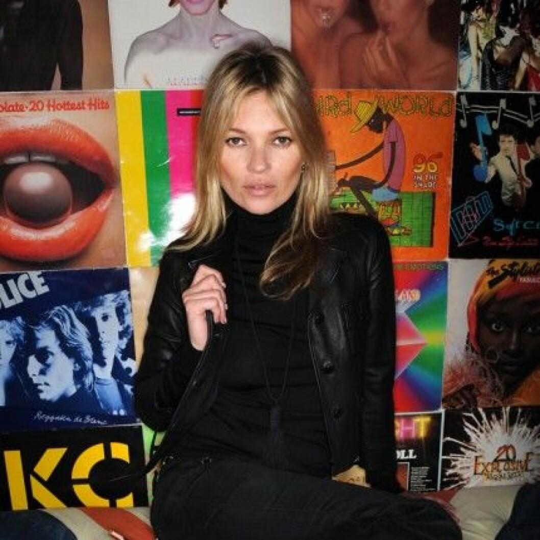 """Kate har skapat nagellackskollektionen """"Salon Pro"""" för Rimmel."""