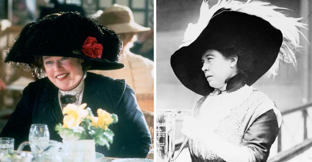 Margaret Brown och Kathy Bates
