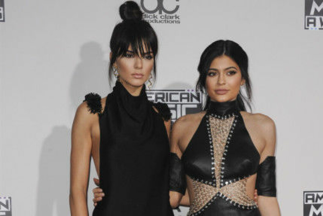 Snart släpper Kendall och Kylie Jenner sin kollektion.