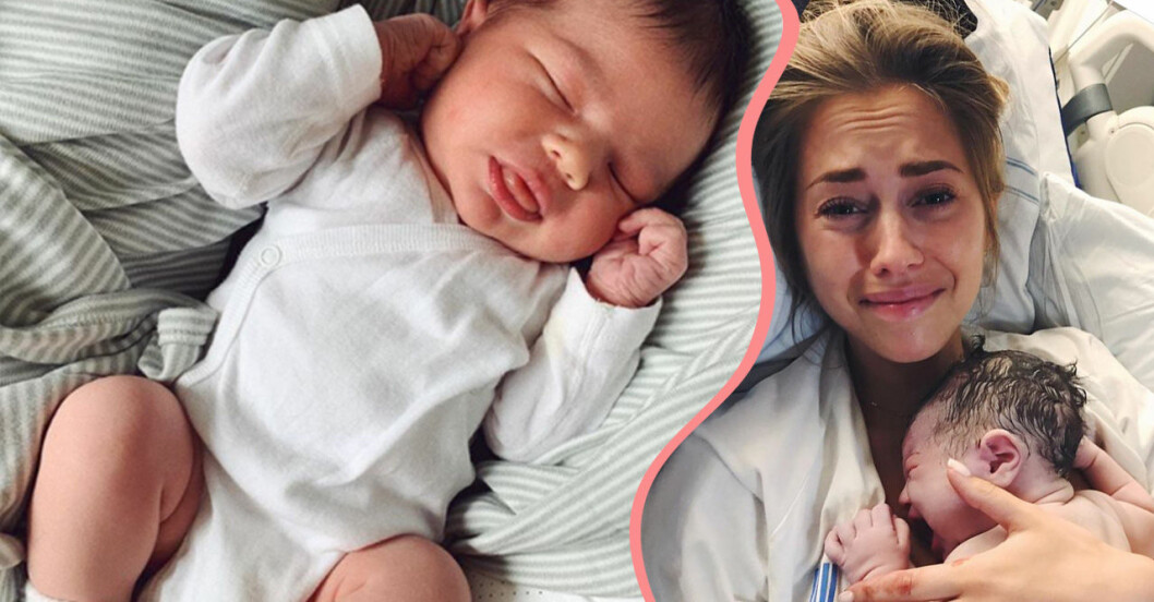 Kenzas förlossningsberättelse.
