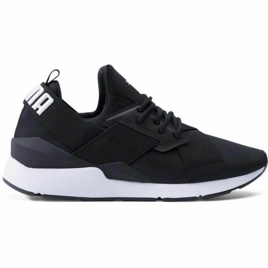 Svarta sneakers Kenza