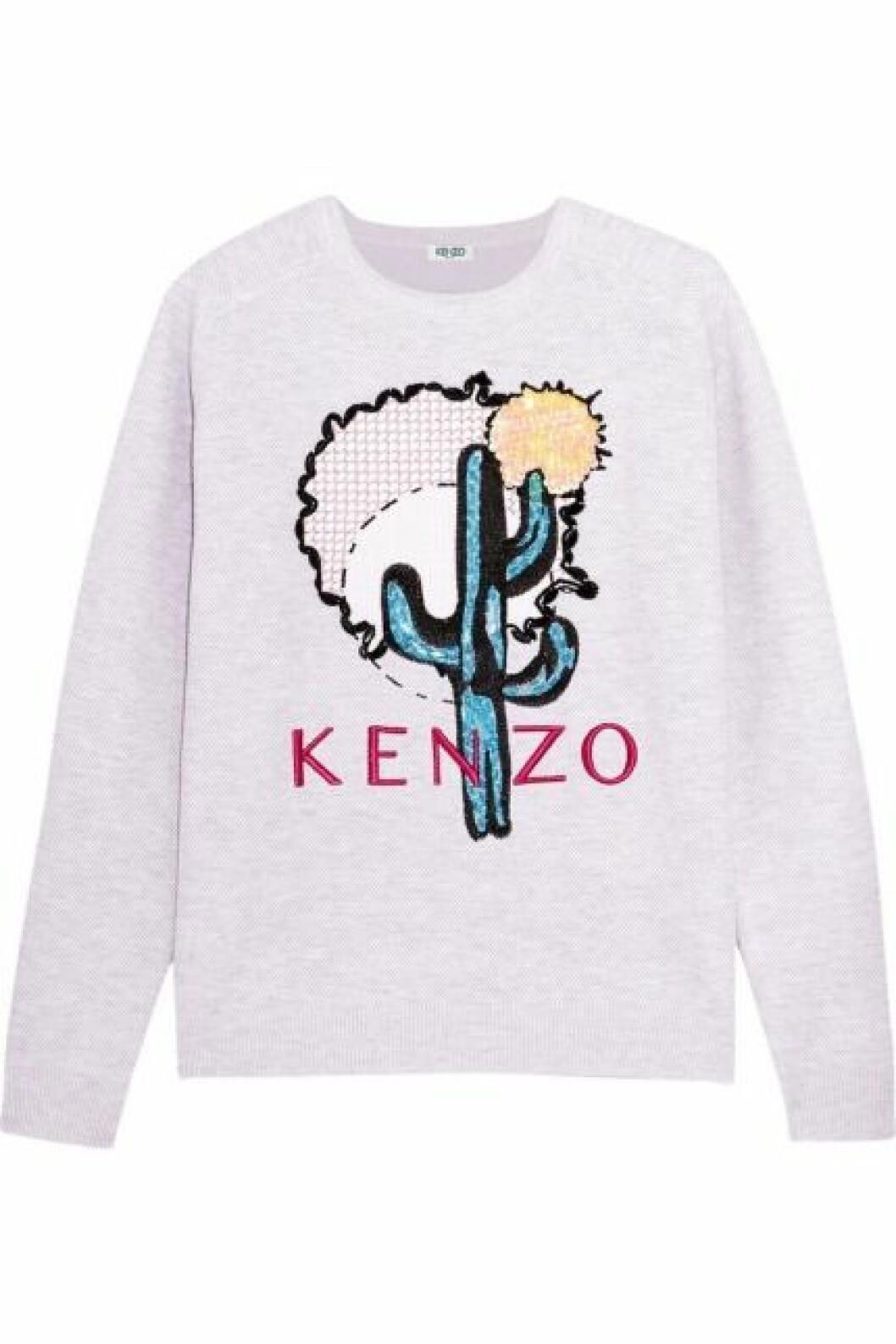 kenzo tröja