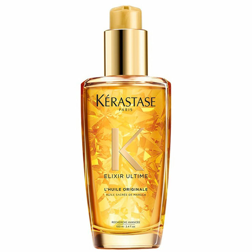 Hårolja till lockigt hår från Kerastase