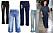 kickflare korta jeans våren 2017