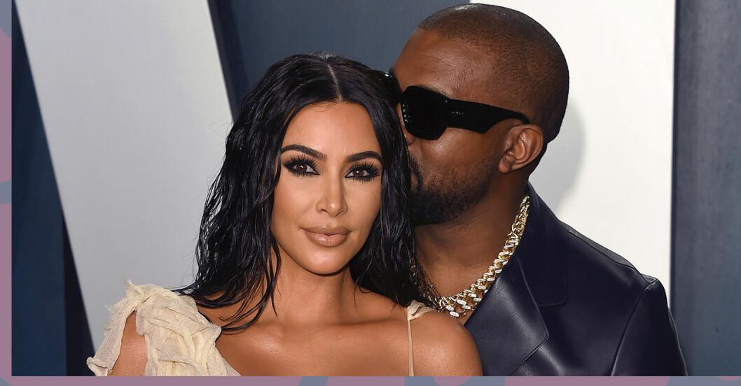 Kim Kardashians första ord: Därför ville hon skilja sig från Kanye West