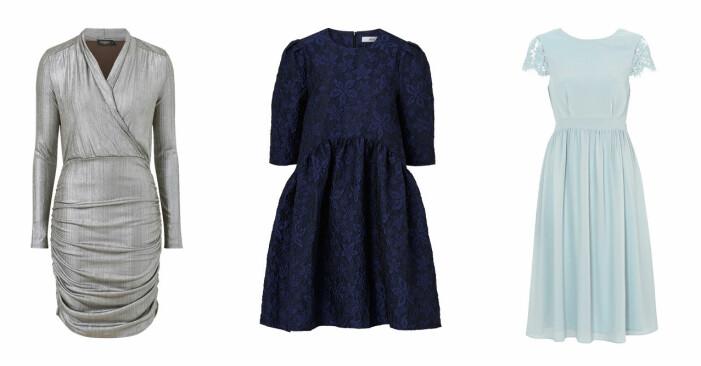 Klädkod mörk kostym vinterbröllop klänningar
