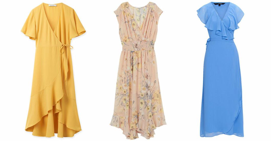 Klädkod mörk kostym – klänningar