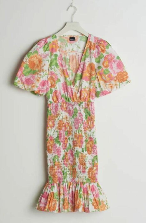 Klänning från Gina tricot