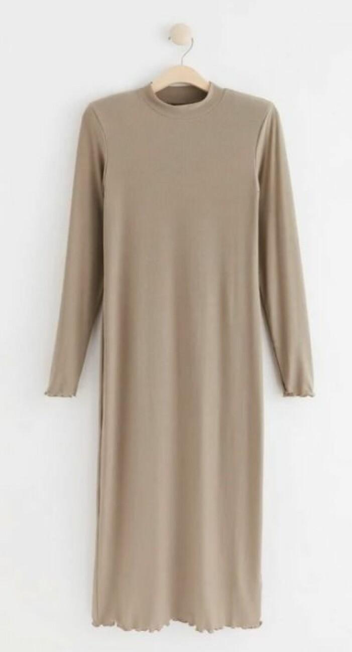 klänning Lindex