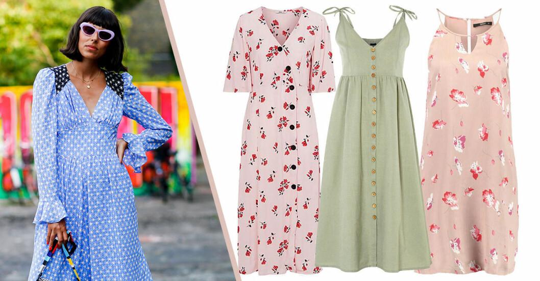 Klänning till midsommar 2019 på rea