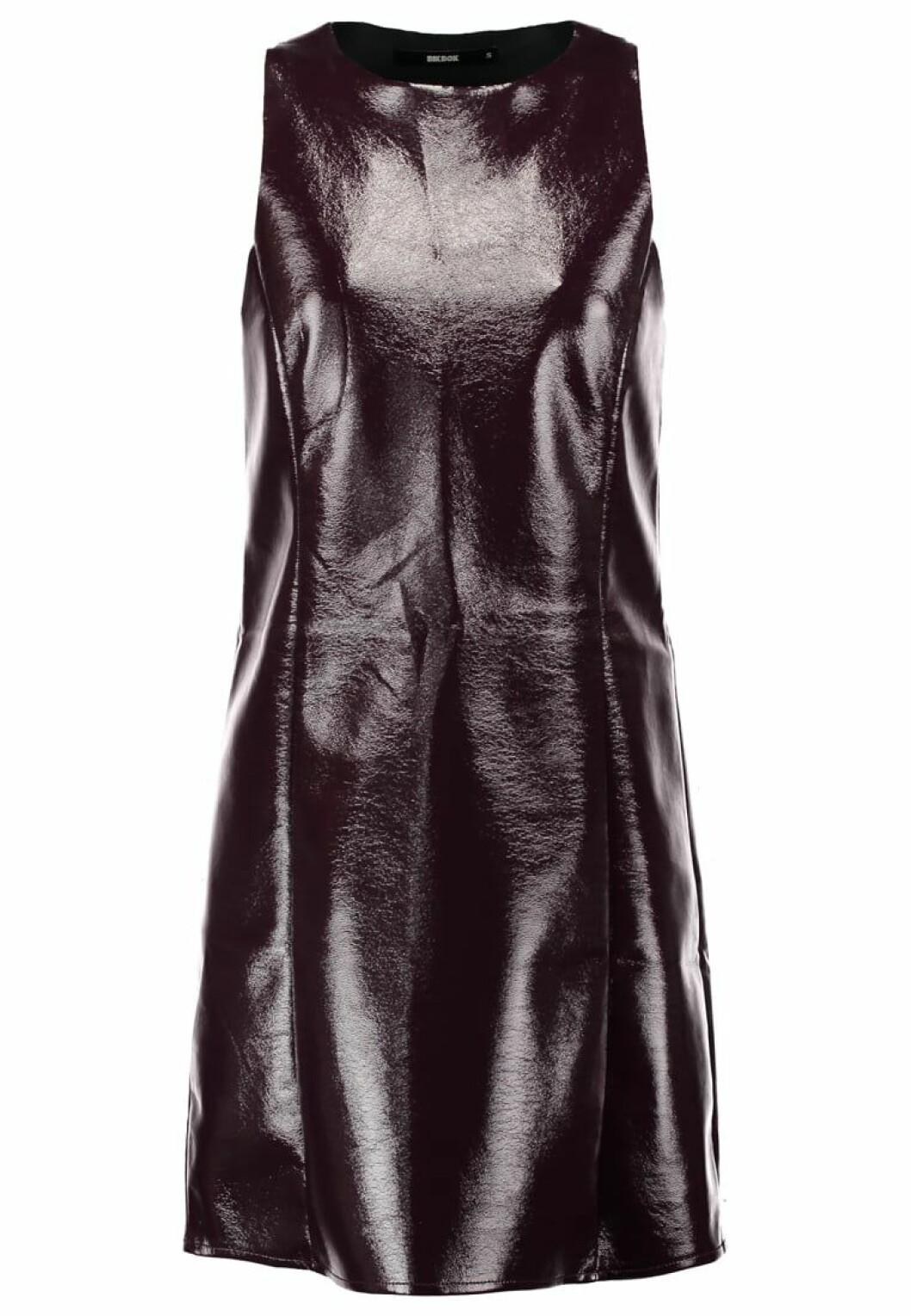 klänning skinn lila