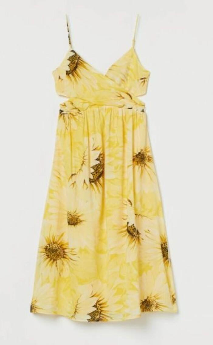Klänning från H&M