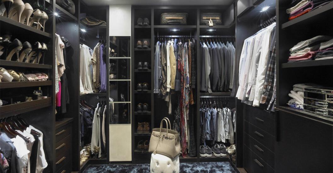 knep organisera din garderob