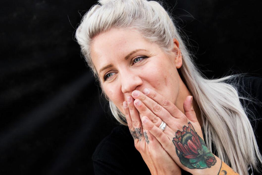Emma Knyckare startade den mansfria festivalen Statement för att råda bot på sexuella trakasserier på festivaler.