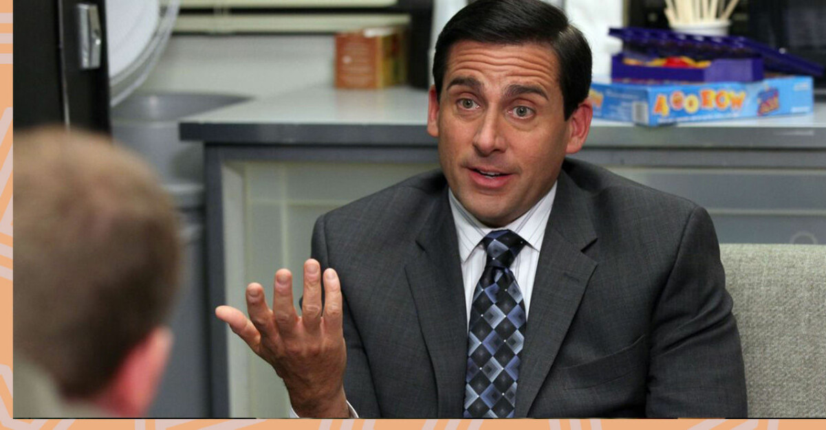 Michael i The Office