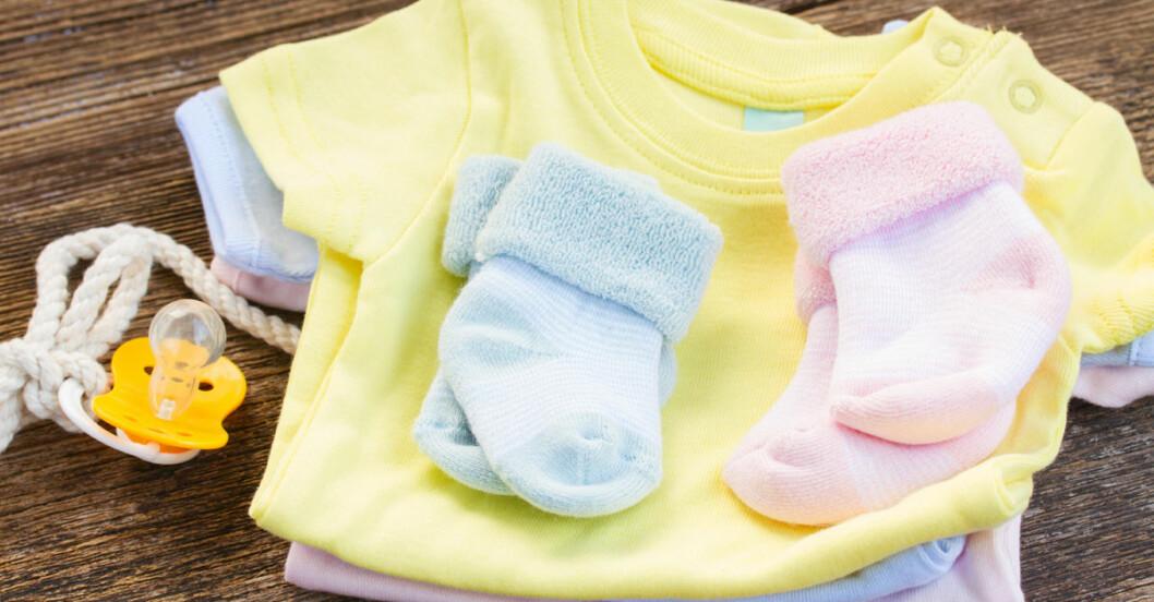 könsneutrala barnkläder