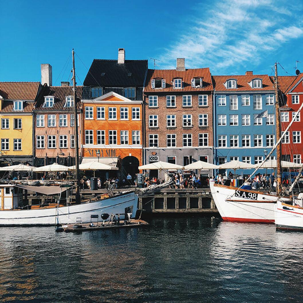 Åk på weekend till Köpenhamn – med tåg