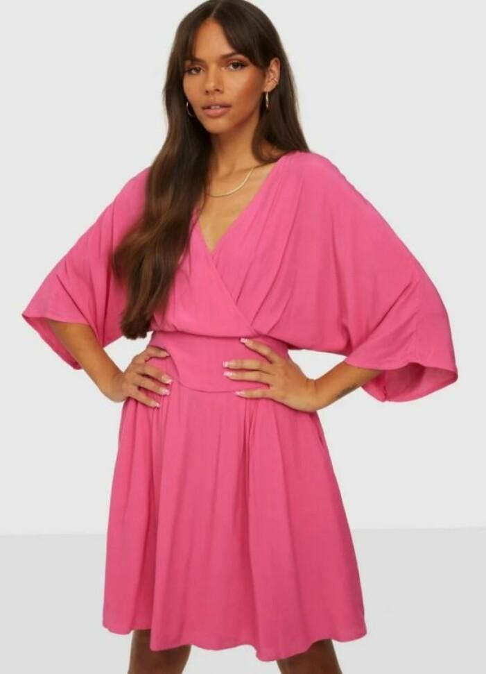 kort klänning yas