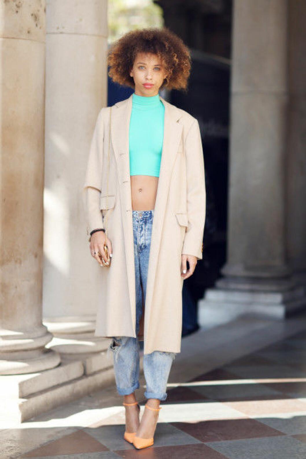 korta jeans våren 2016