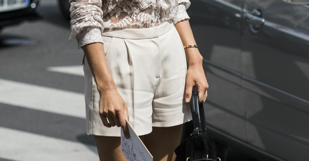 korta shorts skadligt