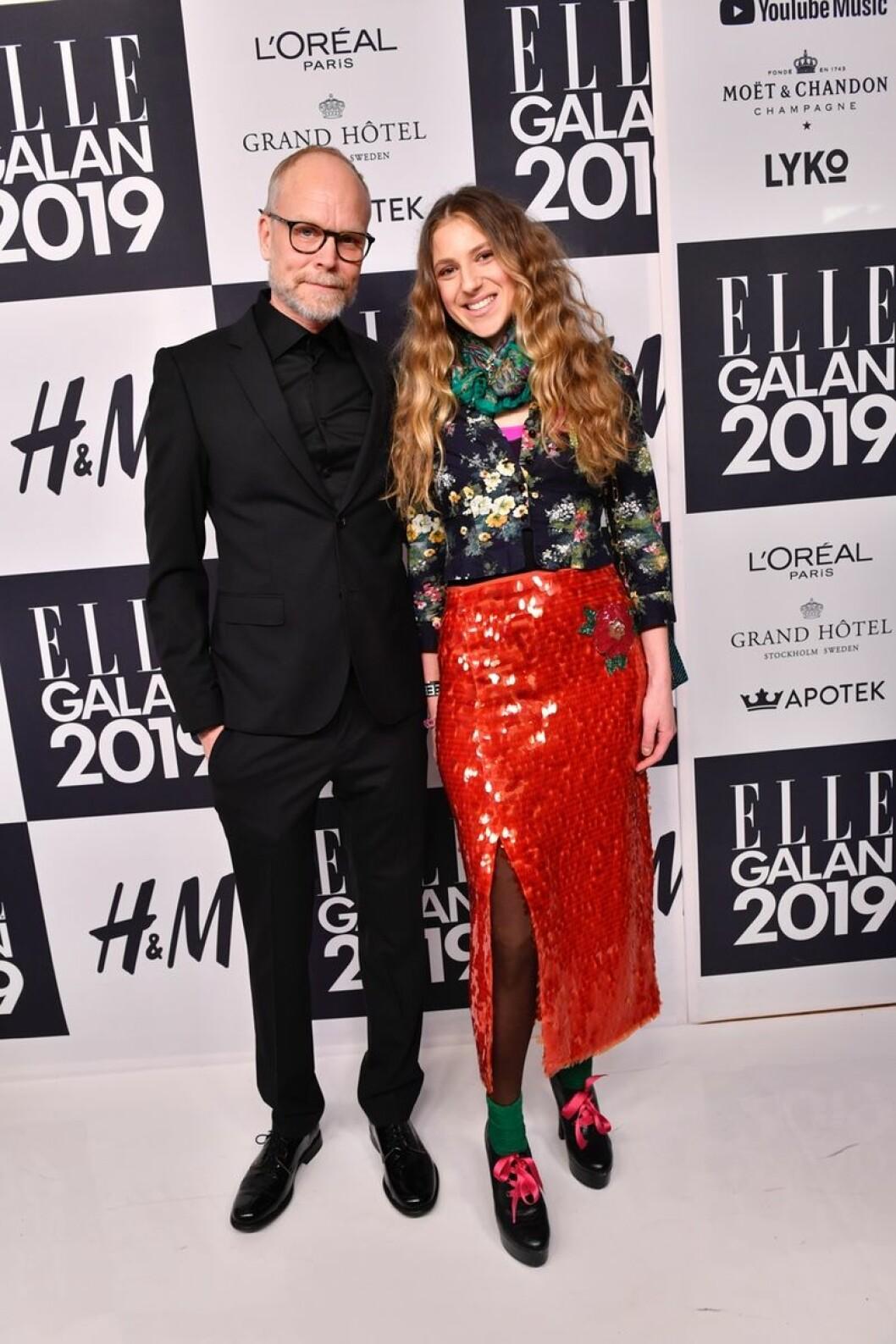 Kristian Luuk och Amanda Werner