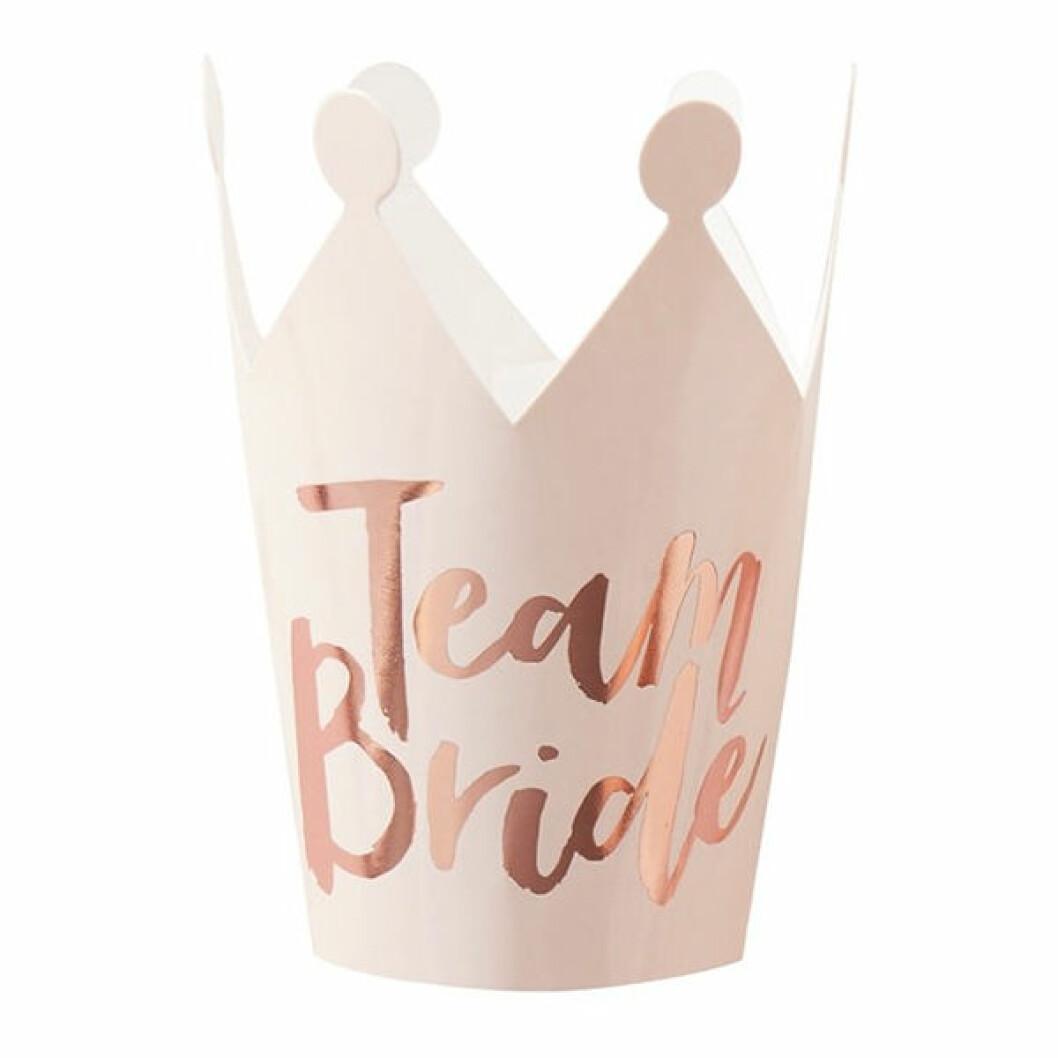 Team bride krona