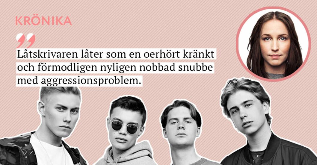 Krönika om låten Flickorna i Båstad av Hov1.