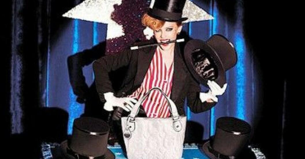 Kylie Minogue för TOUS, S/S 2010.