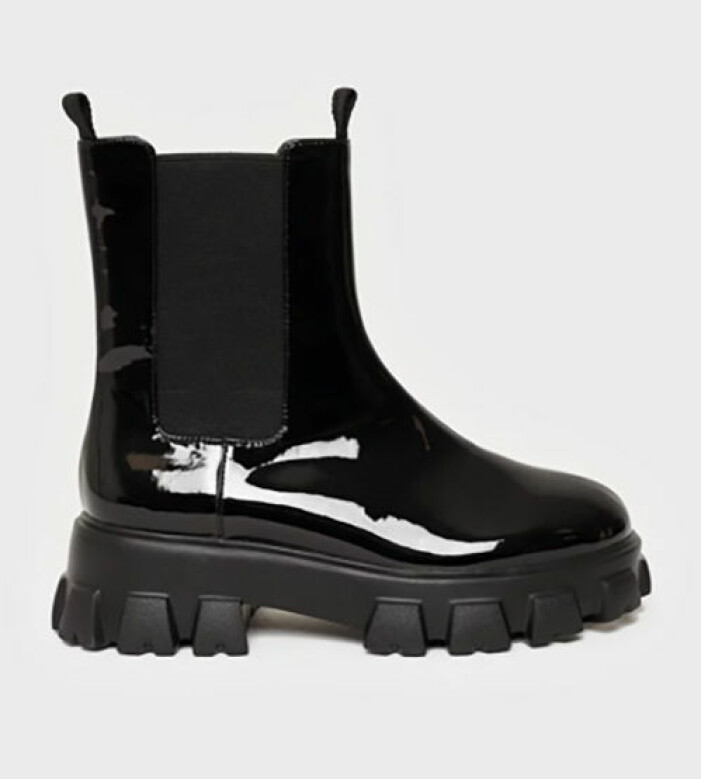 Lackade Chelsea-boots, NLY Shoes