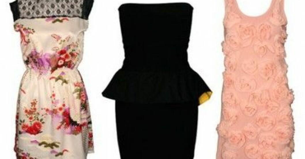 Klänningar från The Laden Showroom/Nelly.com.