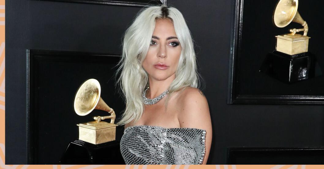 Lady Gaga på Grammy Awards
