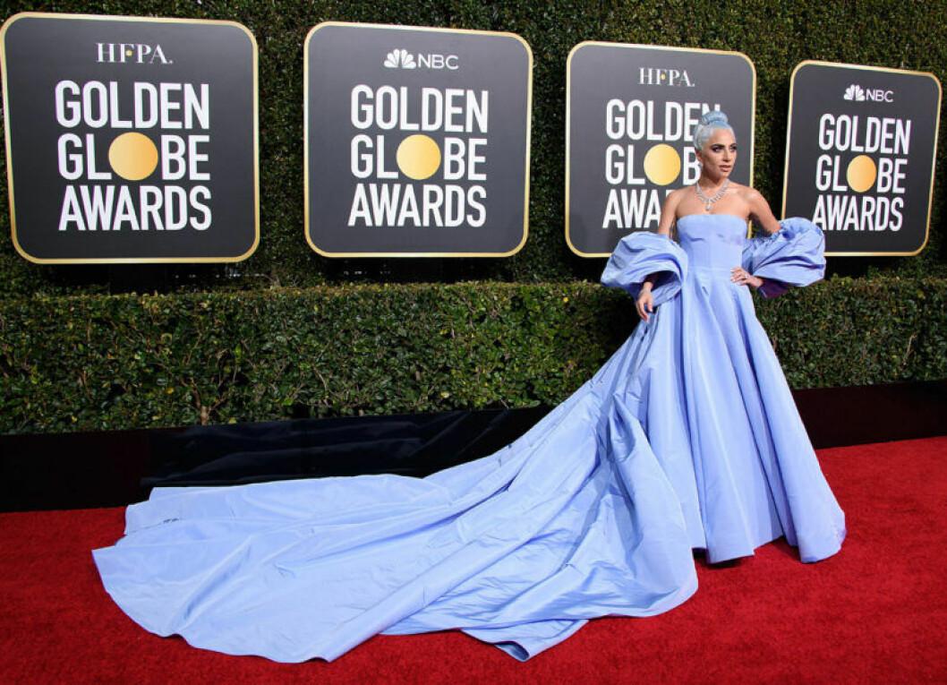Lady Gaga Golden Globe 2019