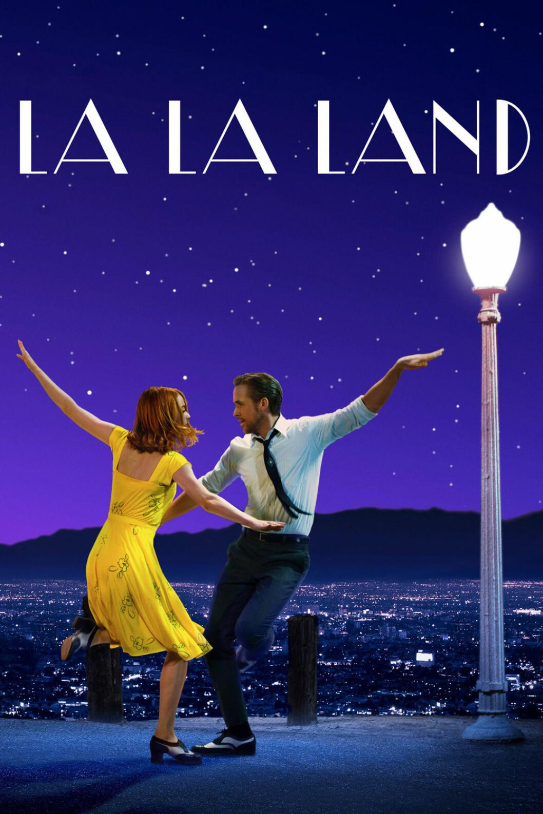 La La Land kommer till Netflix i december 2018.