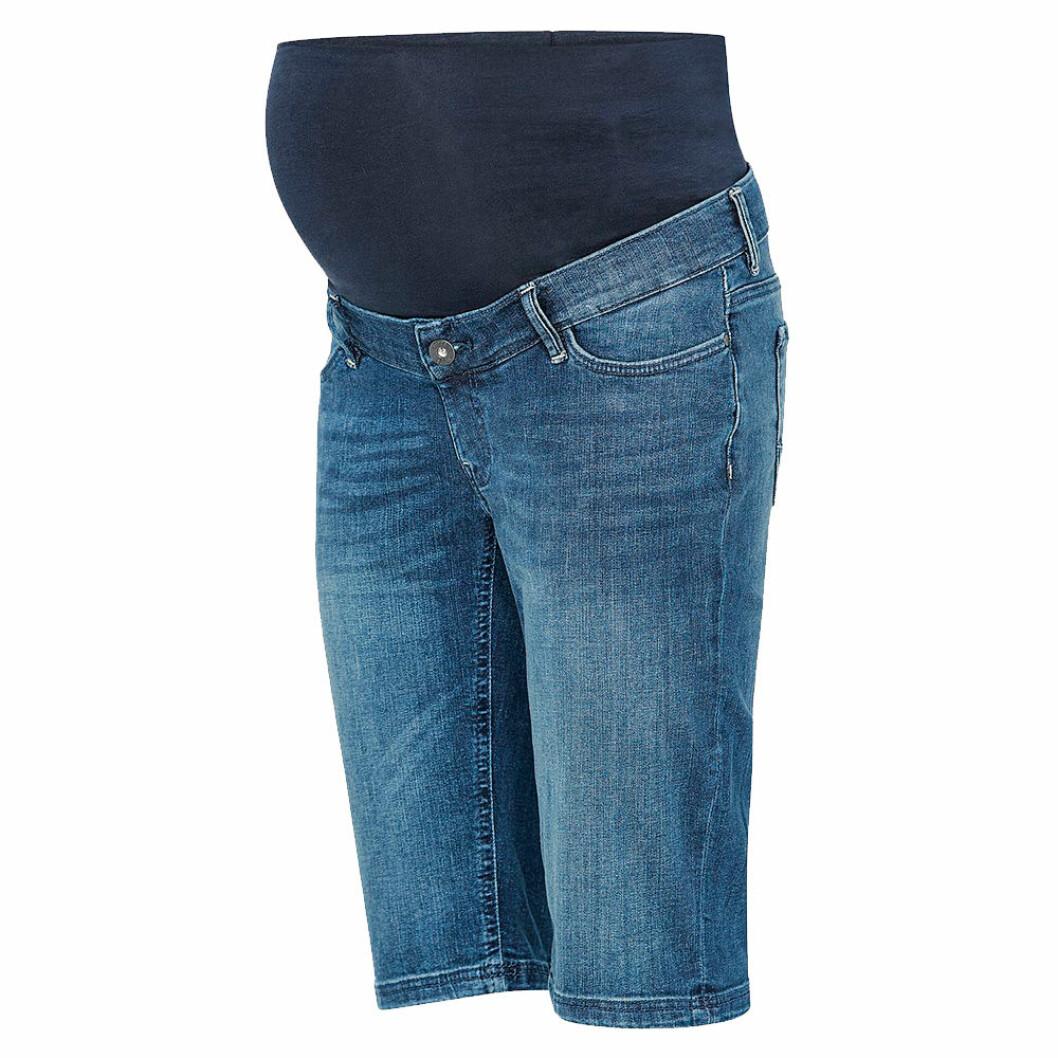 Långa jeansshorts från Ellos