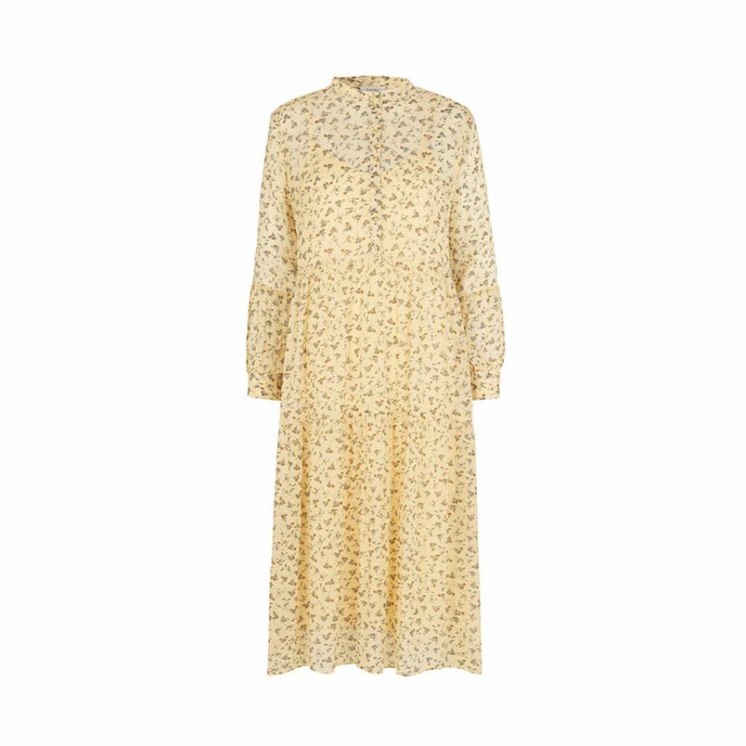 Långärmad klänning från Åhléns