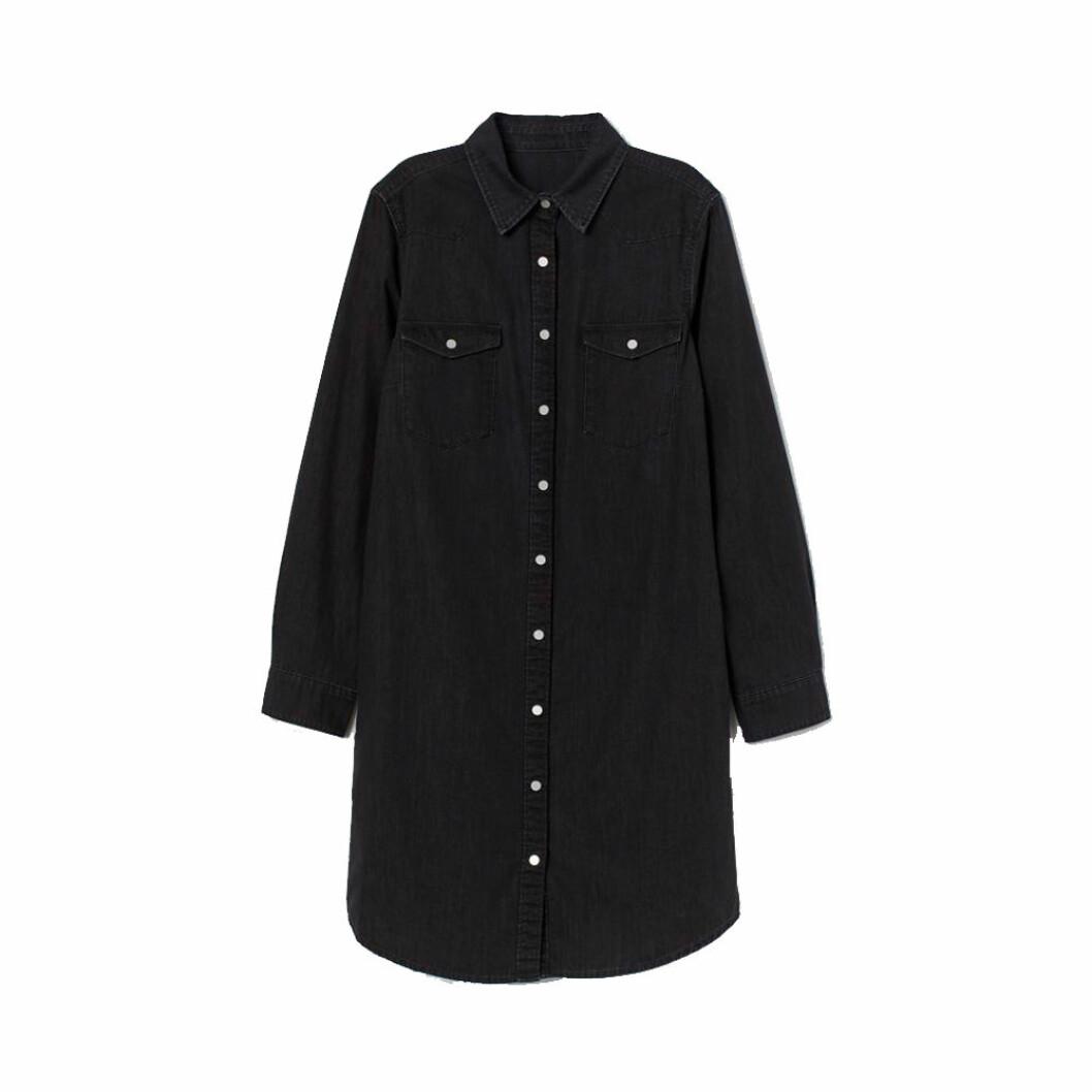 Långärmad klänning från H&M