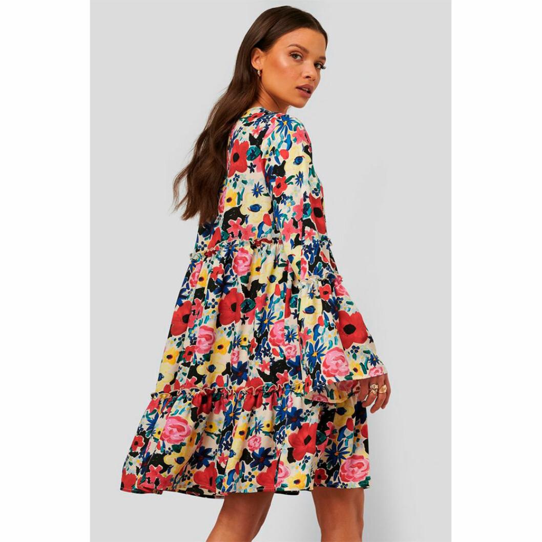 Långärmad klänning från NAKD