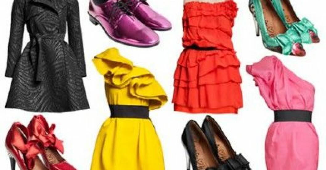 Lanvin for H&M, här är några av Baaams favoriter!