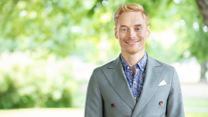 Lars från Gift vid första ögonkastet säsong 7 ser ut som Kalles kaviar-Kalle.