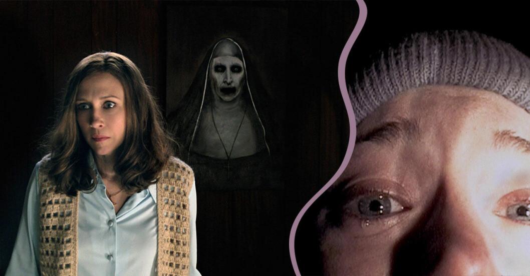 Läskiga skräckfilmer du inte kommer våga se klart