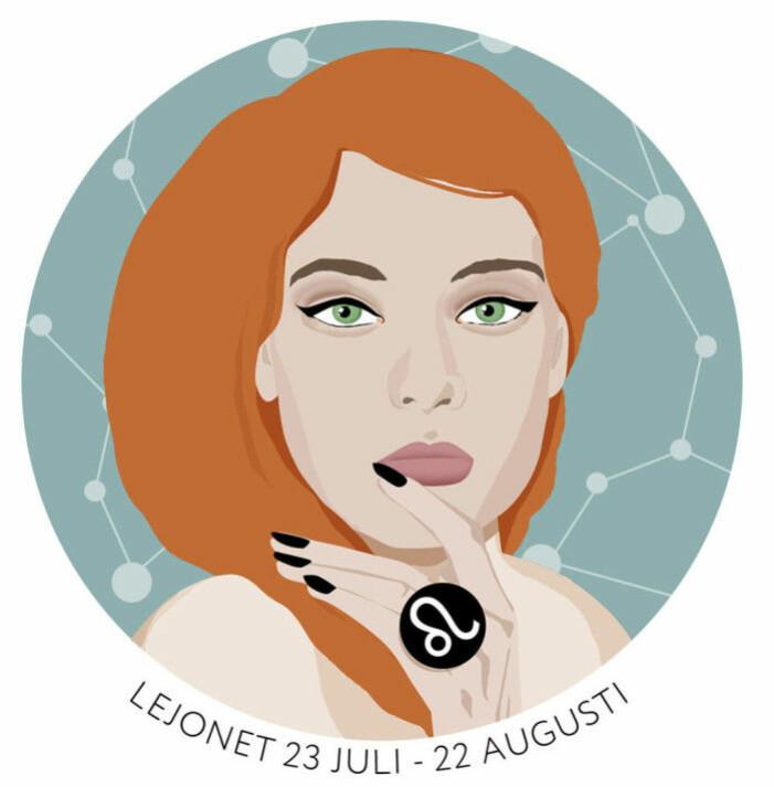 Horoskopet vecka 17 2021 för lejonet