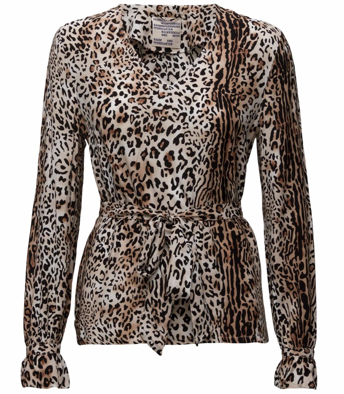 leopard blus