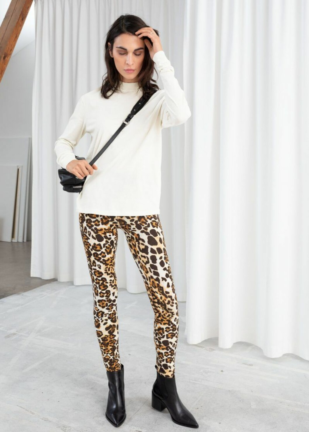 Leopardleggings