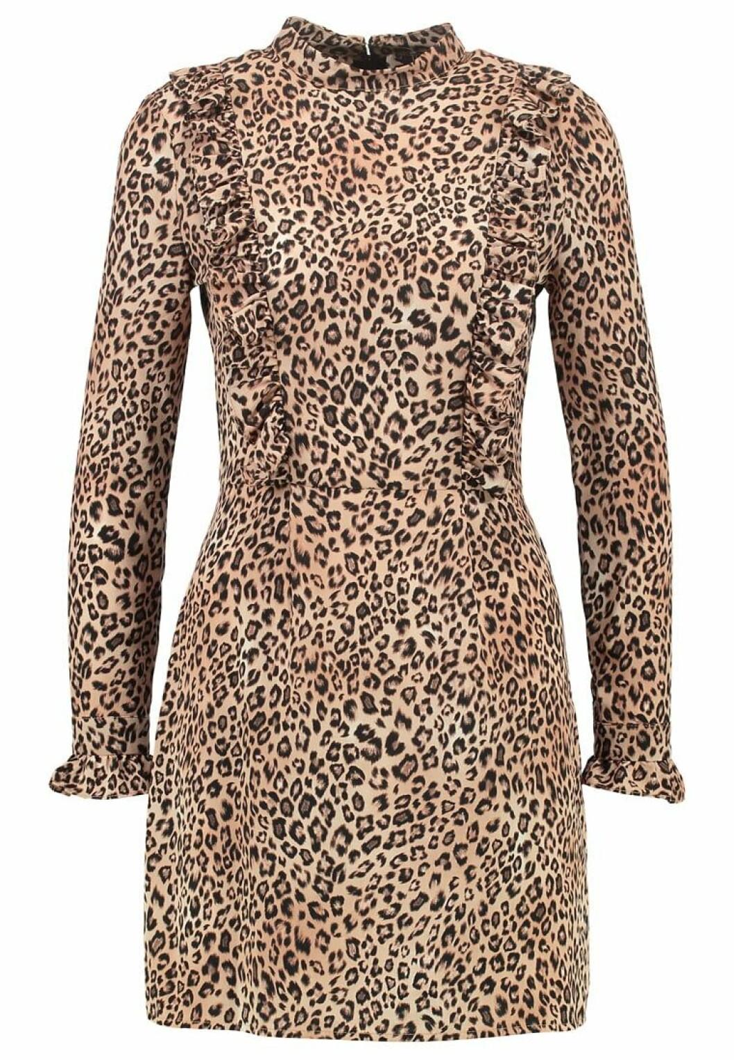 leopardklanning langarmad