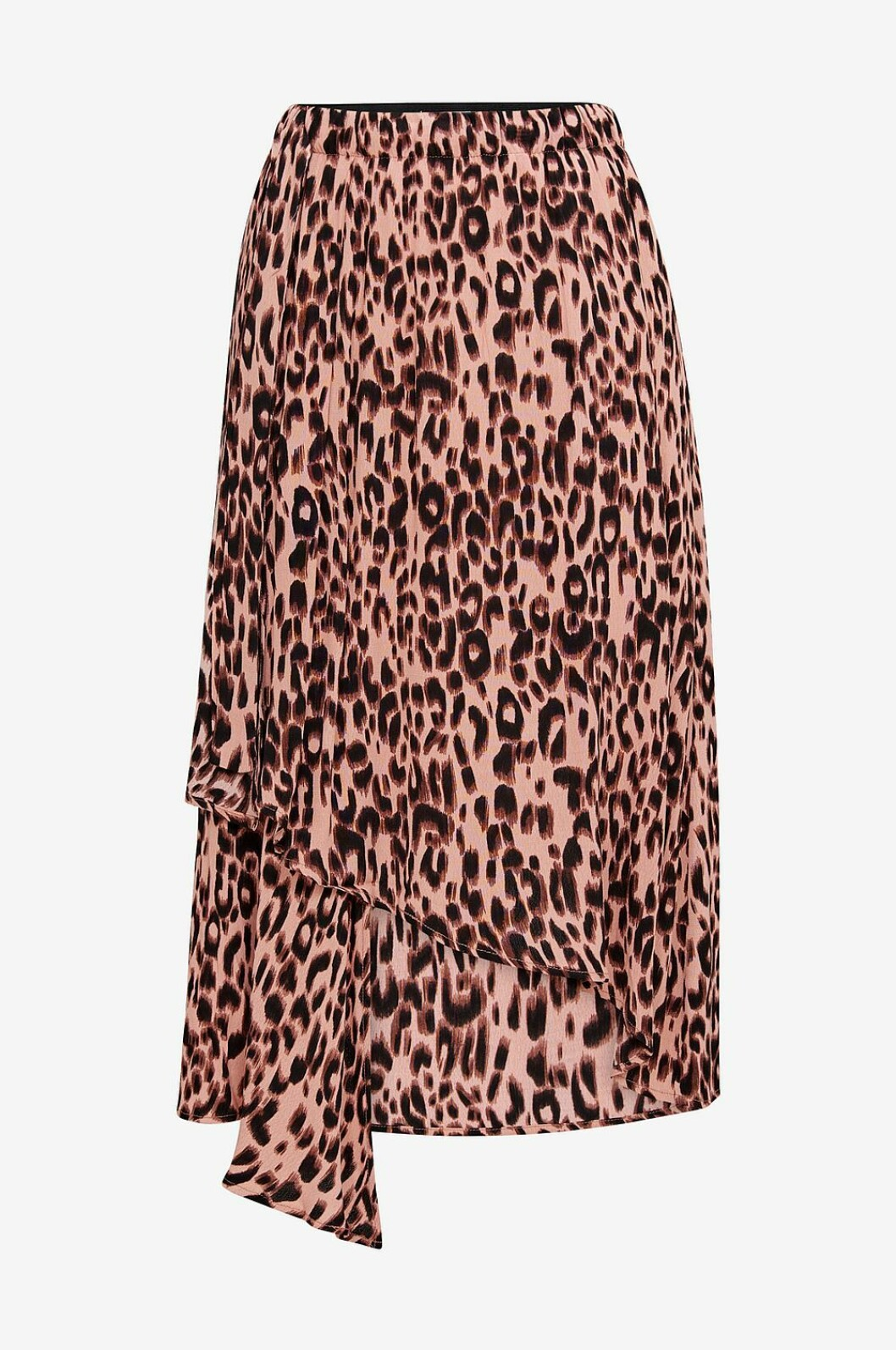 Leopardmönstrad kjol till våren 2019