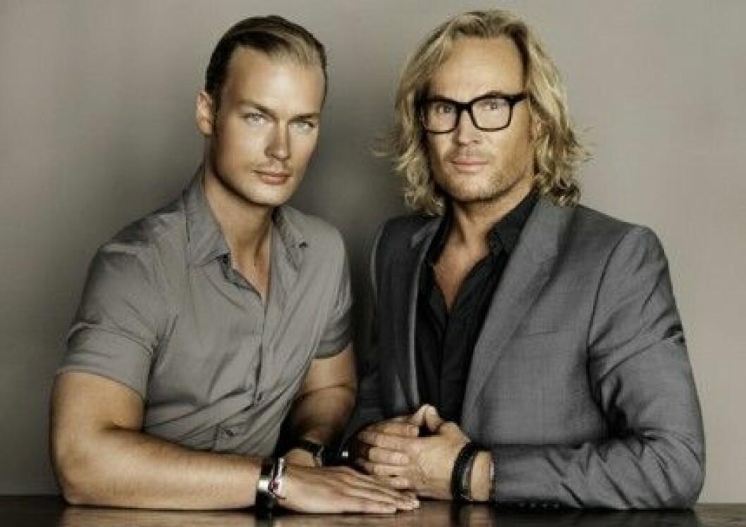 Mattias Stafsing och Patrik Lernberger är Lernberger Stafsing.